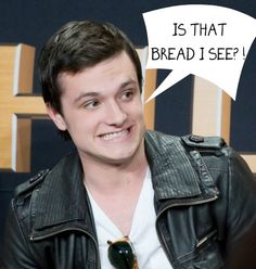 Is that bread I see?!