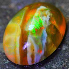 Mozart's Brain Weird and Wonderful 4.52ct Welo Opal