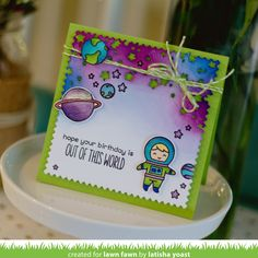 Hello and welcome to Lawn Fawn's Spring 2017 Inspiration and Release    week! On February 23rd our 14 new stamp sets and their coordinat...