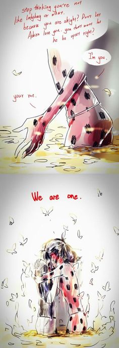 """Miraculous: """"Without The Mask"""" (Part Ladybug Y Cat Noir, Miraclous Ladybug, Ladybug Comics, Lady Bug, Miraculous Ladybug Funny, Marinette And Adrien, Anime, Geek Stuff, Kitty"""