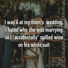 17 Wild Confessions From Guests Who Behaved Badly At Weddings