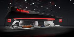 Nissan Detroit Motor Show 2017 on Behance