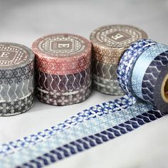 Wishy Washi Tape — Adorable Japanese washi masking tape, cute packaging and scrapbooking supplies!