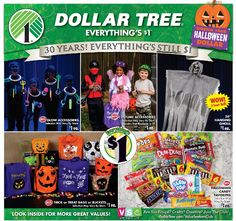 dollar tree weekly ad june 11 view the latest flyer and weekly circular ad for dollar tree here here are dollar tree ad and coupons this week - Kmart Halloween