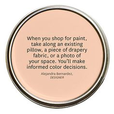 Choosing Colors You Can Live With
