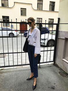 @andwhatelse summer minimalist fashion