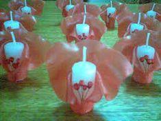 Resultado de imagen para quince años ceremonia de velas en verde agua