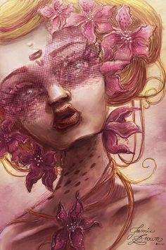 Azalea by =MissJamieBrown on deviantART