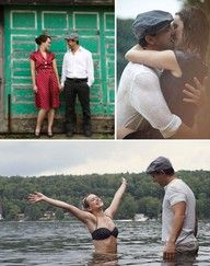 recreate the notebook for a save the date? so cute.