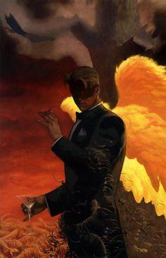 Lucifer Morningstar vs Louis Cypher - Battles - Comic Vine
