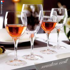 SENSATION EXALT, la combinación de una resistencia increíble y la curva perfecta. #Armonía de líneas rectas y #elegantes #sensaciones que permiten exaltar un momento privilegiado de la #degustación. Más allá de los sentidos, es una invitación para la evaluación óptima de cada #vino. #Chef&Sommelier. Borde fino. #Kwarx advanced material: Resistencia, brillo y pureza. Disponible desde 2,08€/unidad en http://www.tiendacrisol.com/tienda.php?Id=163
