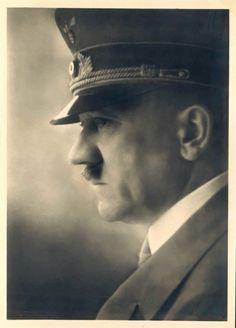 Hitler in 1940.