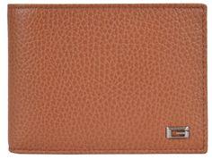 60da58b71c2b New Gucci Men's 150403 Saffron Tan Leather G Logo Bifold Wallet W/Coin  Pocket