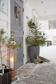 Svenngården: Jul på utsiden
