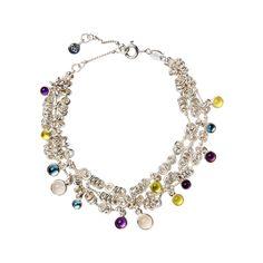 Sweetie XS Candy Gems Triple Bracelet, Links of London Jewellery