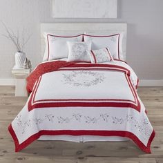 Purple,Red Comforter Sets: Free Shipping on orders over $45! Bring the comfort…