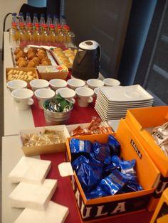 Servicio de cafe, coffee break service