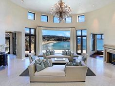 Amazing...in love with this gorgeous home and this stellar view