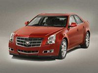 2008 Cadillac CTS. This is the Caddy I want