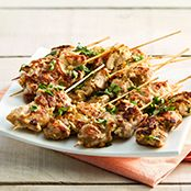 Chilli, Lime and Coriander Chicken Skewers Recipe - Quick and easy at countdown.co.nz