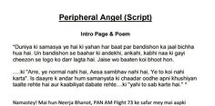 Peripheral Angel #mohit_trendster #freelance_talents
