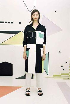 Edeline Lee Memphis Group NYFW Fashion Show
