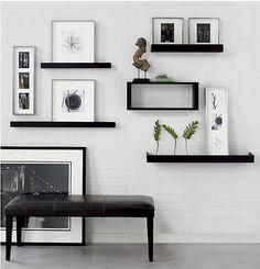 west elm floating shelves - Google Search
