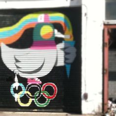 how are you planning to reclaim the Olympics, Street Art, How To Plan, Instagram Posts