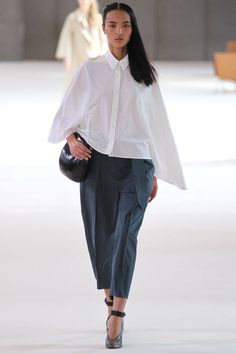 Paris Fashion Week Day 2 Christopher Lemaire Spring/Summer 2015  Ready to wear  24 September 2014