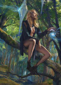 ArtStation - floyd, Deng Jing