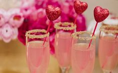 Recipe: Pink Champagne Punch - prime-living.com
