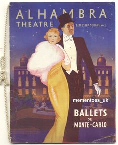 Lifestyle in Monte Carlo 1936 Love Posters, Art Deco Posters, Travel Posters, Vintage Advertisements, Vintage Ads, Vintage Posters, Monte Carlo, Elegant Couple, London Theatre