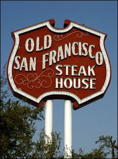 Old San Francisco steak house