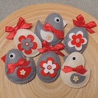 cz zbozi svatky velikonoce - My CMS Felt Crafts, Easter Crafts, Diy And Crafts, Crafts For Kids, Spring Crafts, Holiday Crafts, Felt Bookmark, Chicken Crafts, Felt Christmas Decorations