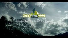 Eiger Ultra Trail - Harder than the North Face Solo Ultra Marathon Runners, Ultra Trail, Long Distance Running, Runners World, World Records, Trail Running, The North Face, Challenges, Journey