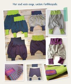 FREE: Pattern and tutorial for baby pants hosen Sewing Patterns Free, Free Sewing, Baby Patterns, Clothing Patterns, Free Pattern, Pattern Sewing, Pants Pattern, Sewing For Kids, Baby Sewing