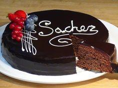 Glaseado brillante de chocolate - Tarta Sacher - Recetas Explosivas - YouTube