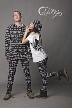 """Termo oblečenie s motívom """"Čičmany"""" Folk, Style, Fashion, Swag, Moda, Popular, Fashion Styles, Forks, Folk Music"""