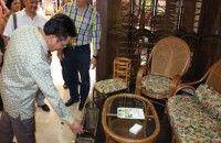Soal Investor Tiongkok IKM Furniture Jepara Teriak