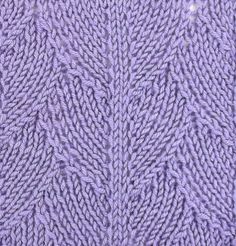 1000+ images about April 2013 Knitting Stitch Patterns on ...