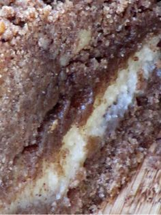 Pine Cones and Acorns: Cinnamon Cream Cheese Coffee Cake and Mother's Day Breakfast Ideas