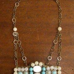Anthro Algamest Necklace