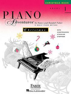 Piano Adventures Level 1 - Christmas Book