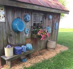 24 Awesome Garden Shed Design Ideas