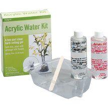 Walmart: Acrylic Water Kit