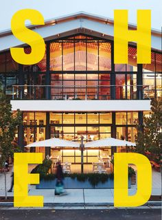 We visited Shed in Healdsburg, California, for an inspiring meal by chef Miles Thompson.