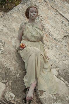stone girl by Liubov  on 500px
