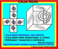 CAIXA DE CURA de REIKI PARADHARMAdas - CAMINHADA COM REIKI