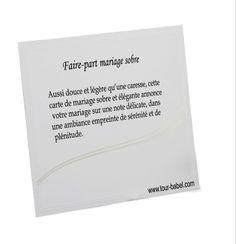Mariage Blog Citation Pour Faire Part De Mariage