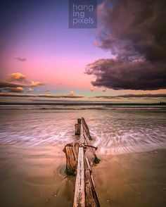 """Port Fairy Sunset on East Beach I used to get wet all the time in Sydney doing seascape but it's just so cold in port that I don't dare venture into the water. Need to get a waders out. Do you get wet?  : Canon 5D MKIII : Samyang 14mm ƒ/2.8 : 0.5"""" ISO200 ƒ/8 : N/A : Port Fairy VIC AU  #amazing_australia #australia #australiagram #bestofaustralia #exploreaustralia #ig_australia #iloveaustralia #seeaustralia  #worldbestshot #wow_australia #ausfeels #visitvictoria #liveinvictoria #portfairy…"""